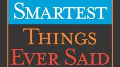 1001 smartest things ever said by Steven D. Price