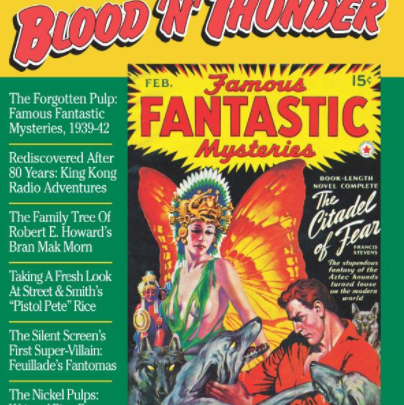 Blood n thunder Summer 2015 review