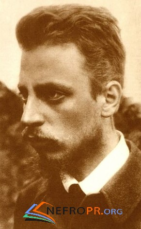 Rainer Maria Rilke,1900